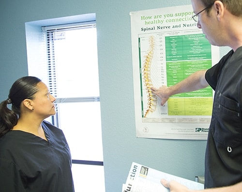 Chiropractic Killeen TX Patient Education