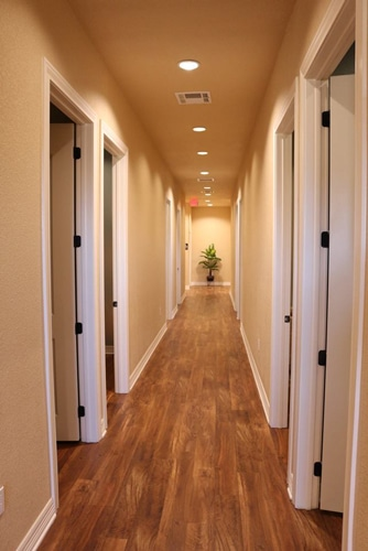Chiropractic Temple TX Treatment Rooms